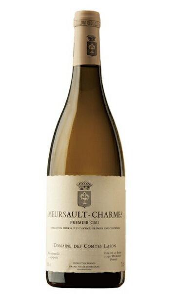 It is Meursault 1er cru Charmes [2008] (Domaine Des Comtes Lafon) Murr so pull Mie cru charme [2008] (conte ラフォン)