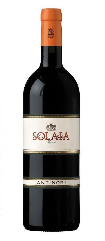 Soria [1982] ( Antinori ) Solaia [1982] (ANTINORI)