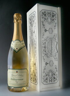 It is Grand Blanc Brut [1988] (Champagne Philipponnat) (Champagne フィリポナ) Grand buran ブリュット [1988]