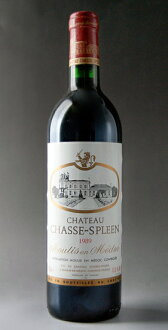 Chateau Shas spring [1989] Chateau Chasse Spleen [1989]