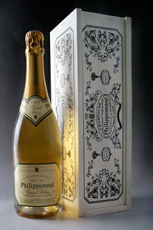 Grand Blanc Brut (Champagne, Filipina) (boxed) Grand Blanc Brut (Champagne Philipponnat) (boxed)