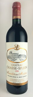 Chateau Shas spring [1990] Chateau Chasse Spleen [1990]