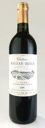 シャトー・ローザン・セグラ[1995]メドック格付第2級AOCマルゴーChateauRauzanSegla[1995]【赤ワイン】