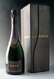 Krug Brut vintage boxed KRUG Brut Vintage Millesime Champagne