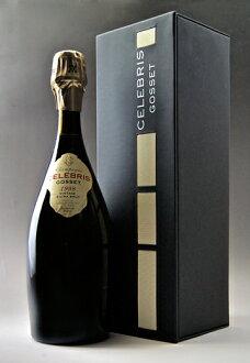 "Gosse セレブレス champagne extra Brut millésime (Goss) GOSSET Champagne ""Celebris"" Extra Brut Millesime (GOSSET)"
