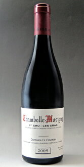 It is Chambolle Musigny 1er Cru LES CRAS [2008] (Domaine Georges Roumier) (George roux Mie) beautifulness ball ミュジニープルミエ クリュレ クラ [2008]