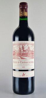 Chateau-Kos-death Turner [1995] Médoc rating, grade 2, AOC Estèphe Chateau Cos d ' Estournel [1995] AOC Saint-Estephe
