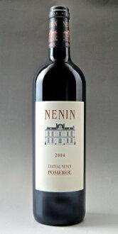 Chateau ネナン [2007] Chateau Nenin [2007]