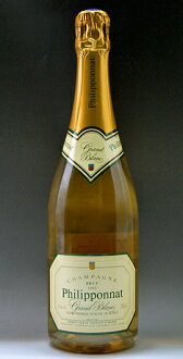 Grand Blanc-Brut (Champagne, Filipina) (unboxed) Grand Blanc Brut (Champagne Philipponnat)