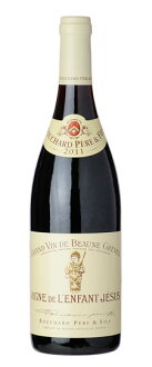 It is Beaune 1er Cru Greves Vigne De L'enfant Jesus [1998] (BOUCHARD PERE & FILS) (Bouchard Peer エ フィス) Beaune pull Mie クリュグレーヴヴィーニュドランファンジェズュ [1998]