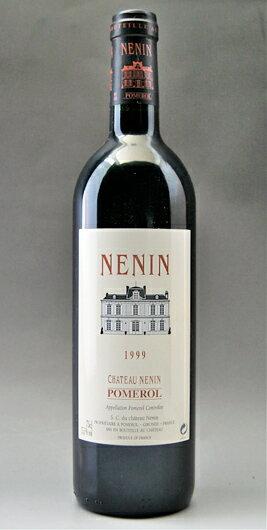 Chateau Nenin Château nenin [1994] [1994]