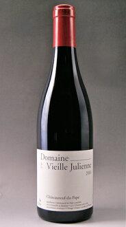 Chateau neuf du Pape [2006] (Vieille julienne) Chateauneuf du Pape [2006] (Domaine de la Vieille Julienne)