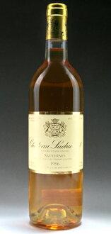 Chateau suduitlaw [1996] AOC Sauternes Premier Grand Cru Classe rating class 1 Chateau Suduiraut [1996] AOC Sauternes, 1er Grand Cru Classe