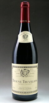 Beaune 1er Cru テュヴィラン Louis jade Beaune1er Cru Thuvillains (Louis Jadot)