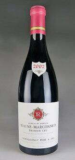 Beaune 1er Cru marconnet [2002] Pere-et-Fiss, remoissenet-Beaune 1er Cru Marconnets [2002] (Remoissenet Pere et Fils)