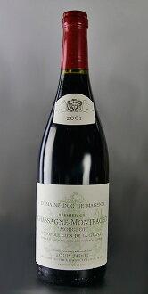 Chassagne Montrachet 1er Cru Mordo Monopole vineyards [Clos de la Chapelle, Rouge [2001] (Domaine Duc de Magenta 元詰) (Louis Judd brewing & exclusive sales)