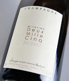 ジャック・ラセーニュ・ミレジメ[2005](ジャック・ラセーニュ)JacquesLassaigneMillesime[2005](JacquesLassaigne)【スパークリングワイン】【シャンパーニュ】