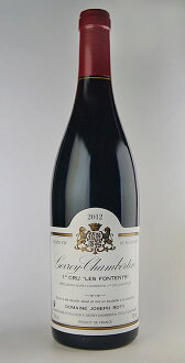 It is Gevrey Chambertin 1er Les Fontenys [2006] (Domaine Joseph Roty) (ドメーヌ Joseph loti) ジュヴレ Chambertin pull Mie クリュレ フォントニィ [2006]