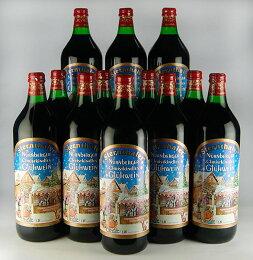 シュテルンターラー・グリューワイン[NV]1,000ml[12本セット]SternthalerGluhwein[NV]1,000ml12bottle【ワインセット】【赤】【うち飲み】【甘口】【ホットワイン】【ドイツ】