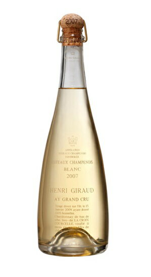 Cotto Champ Nova Blanc [2008] (cuvee) Coteaux Champnois Blanc AY Grand Cru [2008] (Henri Giraud)