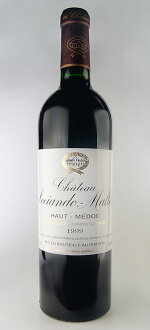 Chateau Sox and male [1999] Chateau Sociando Mallet [1999]