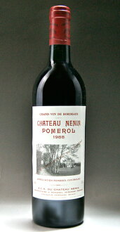 Chateau Nenin Château nenin [1988] [1988]