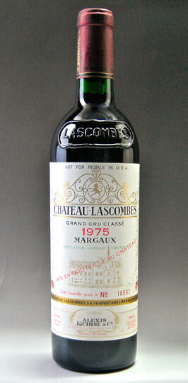Chateau Lascombes Chateau lassombs [1974] [1974]