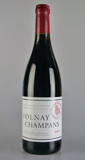 Volnay Premier Cru Champagne ( Domaine Marquis dangerville ) Volnay 1er Cru les Champans (Domaine Marquis D ' Angerville)