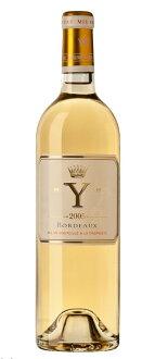Y (Ygrec) [2000] ygrec de Château d'yquem in Sauternes and special first class rating de Chateau d ' Yquem [2000] Premiers Crus Superieur