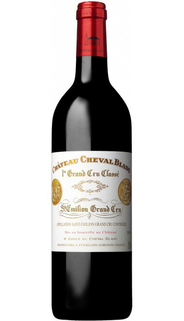 Chateau Cheval Blanc and Chateau Cheval Blanc