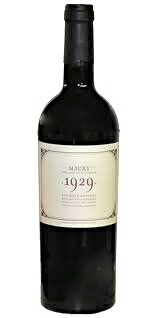 Morley [1929] (plastic Dell フォウン) treasured old liquor Maury [1929] (Domaine Pla Del Fount)