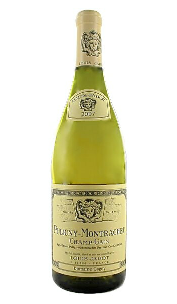 Puligny Montrachet Premier Cru la Changan [2002] (Louis Judd) Puligny Montrachet 1er Cru Champ Gain [2002] (Louis Jadot)
