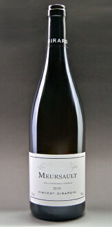 It is Meursault Vieille Vigne [2010] (Domaine Vincent Girardin) (Vincent Girardin) ムルソーヴィエイユ ヴィ-ニュ [2010]