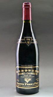 Sharm-Chambertin Grand Cru [1998] (Domaine Camus Pere et Fils) Charmes Chambertin Grand Cru [1998] (Pere et Fils, Domaine Camus)