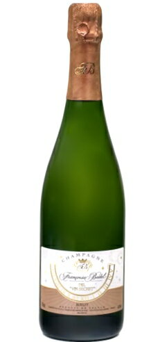 Cuvée di van Sucre brut nature [NV] (Françoise Bedell) Cuvee Dis Vin Secret Brut Nature [NV] (Francoise Bedel)