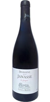 It is Cotes du Rhone Les Garrigues [2007] (Domaine de la JANASSE) (ドメーヌ ド ラ Janus) coat デュ ローヌレ ガリグ [2007]