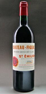 Château Figeac [1994] Chateau Figeac Saint Emilion Premier Grand Cru Classe (Saint-Émilion first special class) [1994] Saint-Emilion Premier Grand Cru Classe