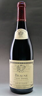 Saint of Beaune 1er Cru-Vignes in the 2005 Louis jade Beaune 1er Cru Cent Vignes [2005] (Louis Jadot)