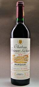 ����ȡ����ץ�塼�졦�ꥷ����[1975]ChateauPrieureLichine[1975]���֥磻���