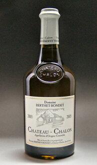 Château Chalon van Jaune [2005] ( boelte products ) Chateau Chalon Vin Jaune [2005] (Berthet-Bondet)