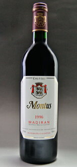 Chateau montys [1996] ( Alain brumont ) Chateau Montus [1996] (Alain Brumont)