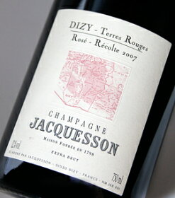 �ǥ��������ơ��롦�롼���塦�?���������ȥ顦�֥��åȡ��ߥ쥸��[2008](���㥯����)DizyTerreRougeRoseExtraBrutMillesime[2008]Box(Jacquesson)�ڥ?�����ѡ��˥�ۡ�ˢ��