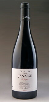 It is Cotes du Rhone Les Garrigues [2006] (Domaine de la JANASSE) (ドメーヌ ド ラ Janus) coat デュ ローヌレ ガリグ [2006]