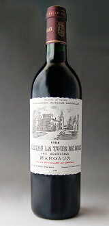 Chateau ラ Tours ド mon[1989]Margaux cru bourgeois Chateau La Tour de Mons [1989]