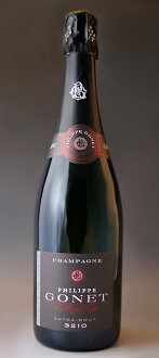 And an extra Brut Blanc de Blanc-3210 [NV] ( Philip gosnay ) Extra Brut Blanc de Blancs 3210 [NV] (Philippe Gonet)