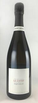 Extra Brut Blanc de Blanc Le Côté (Jack lasegne) Extra Brut Blanc de Blancs Le Cote (Jacques Lassaigne)