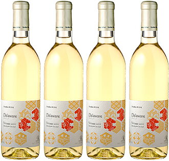 Delaware (Delaware) 2012 720ml 4-piece set (Tamba wines)