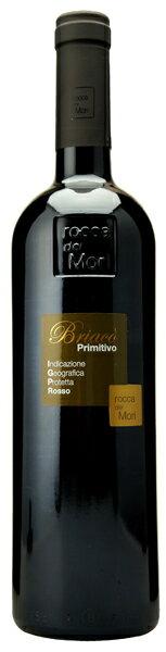 Primitivo Salento ブリアコ [2010] (ロッカ・デイ・モリ) Primitivo Salento Briaco [2010] (Rocca dei Mori)