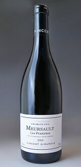 It is Meursault Premier Cru Les Perrieres [2009] (Domaine Vincent Girardin) (Vincent Girardin) Murr so pull Mie クリュレ ペリエール [2009]