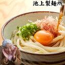 【送料無料】池上製麺所 るみばあちゃん特製 讃岐うどん6人前...